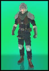 Final Fantasy VII (Remake) - Security Guard
