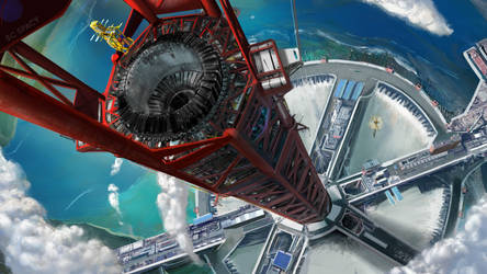 Space Elevator (Personal IP)