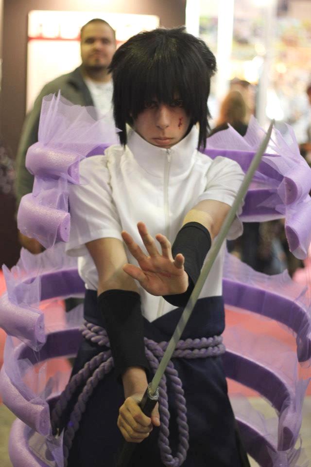 Think, Real sasuke susano cosplay full