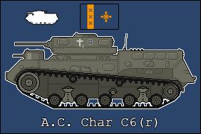 A.C. Char C6 (r) by Panzerbyte