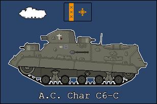 A.C. Char C6-C by Panzerbyte