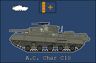 A.C. Char C10 by Panzerbyte