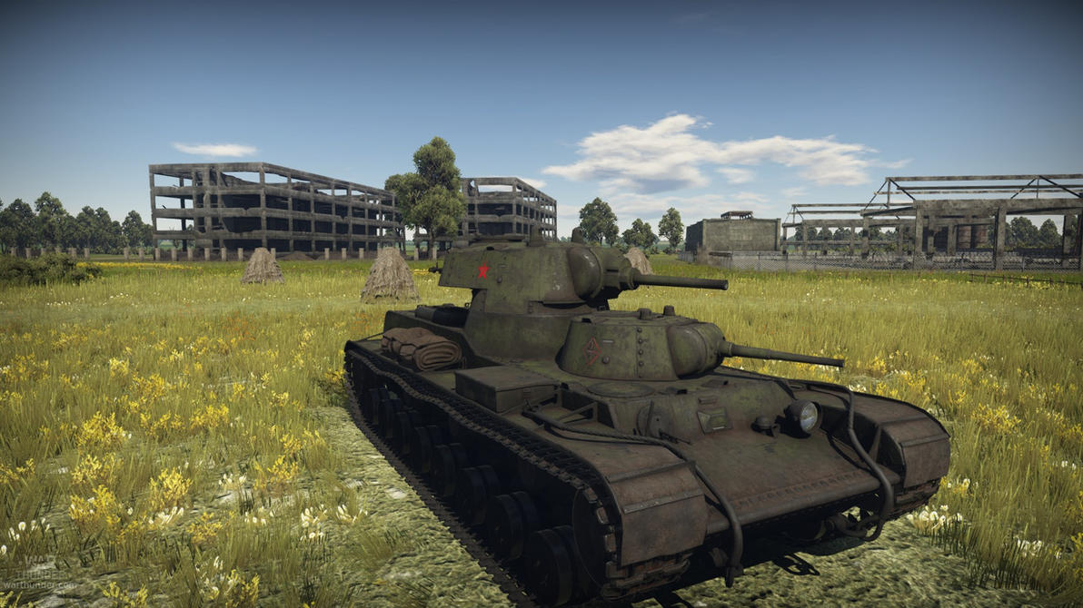 War Thunder | SMK does not fit in my bike rack by Panzerbyte
