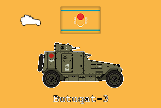 Holy Army of Azan | Butuqat-3 by Panzerbyte