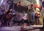 Resident Evil - PSP