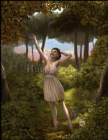 Garden of Ellen by anatomista