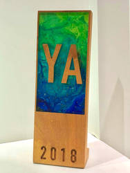 WSFS Young Adult Award by sillysarasue