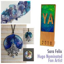 Hugo Finalist!