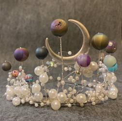 Planets Tiara