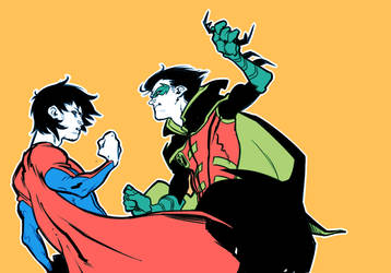 Super Sons by Lilli92WGMC
