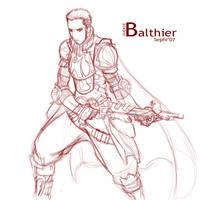 Judge Balthier by LuriaShima