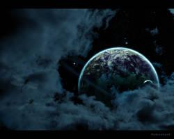 Night Sky by Rabieshund