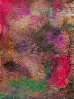 Water Colored Paper Bag by FelixMendoza