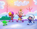King Candy On Ice
