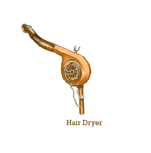 Hair Dryer 1920s ~ S hair dryer by calithica on deviantart