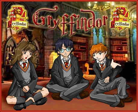 new Gryffie ID by gryffindor