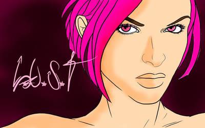 Lust by StarlightxDreamer