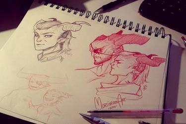 Dragon Age Inquisition - sketchdump