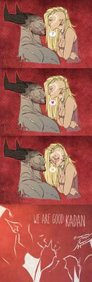 Dragon Age Inquisition - Happy Valentine's day
