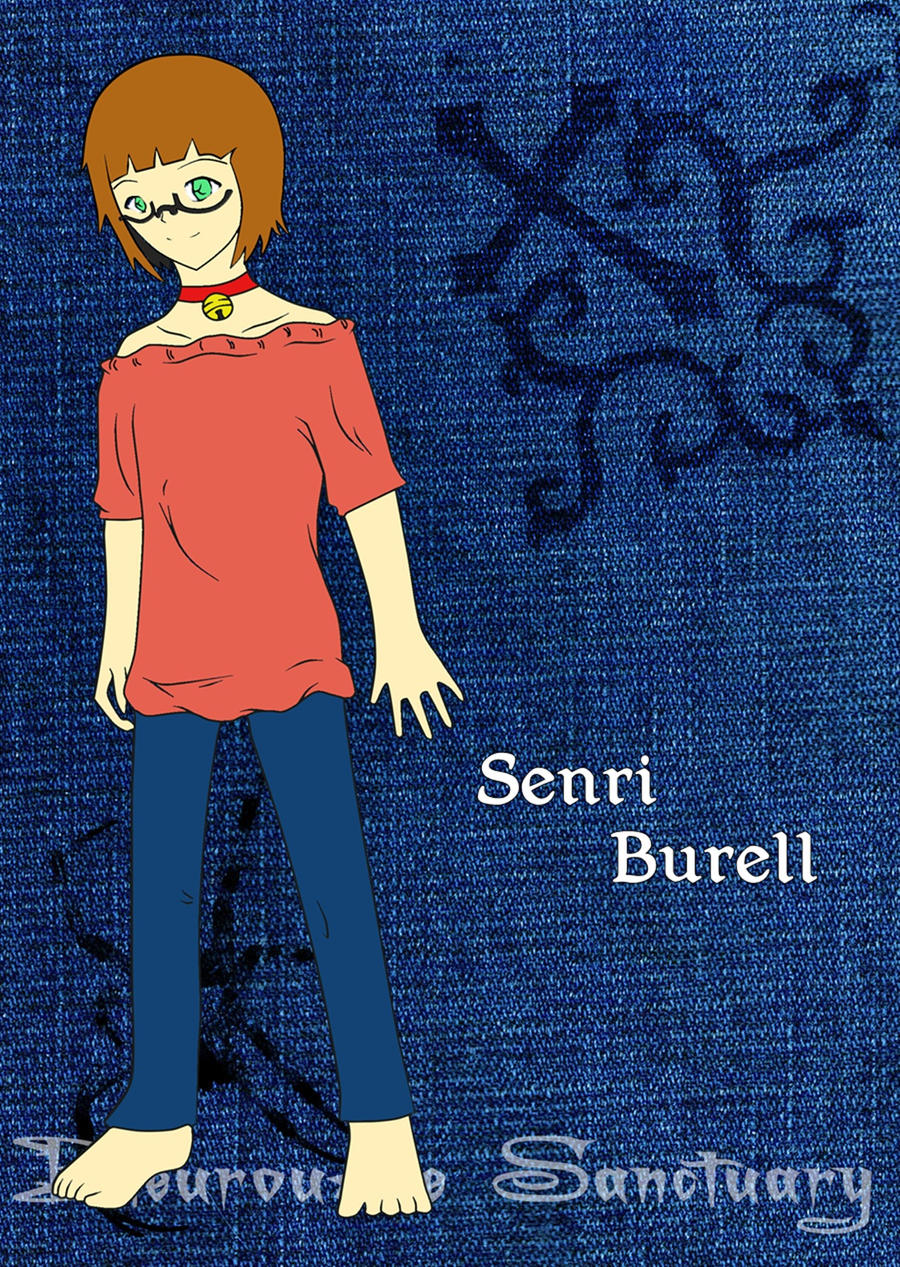SpideRoses Application : Senri Burell by AitoYuuki