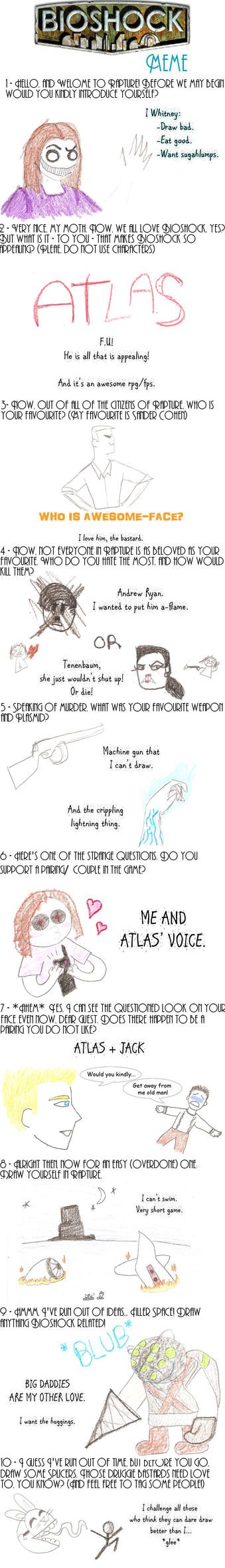 Bioshock Meme by Metal-Rath