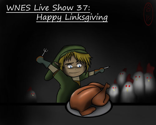 WNES Show 37: Happy Linksgiving by AkaiNanashi