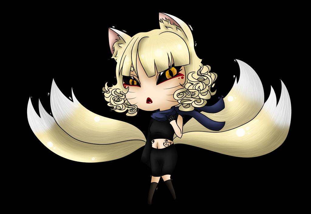 Lady Kitsune by MrsThorne