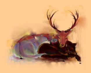 SleepyTime by EarAlien