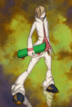 Jace commission by Hillskull
