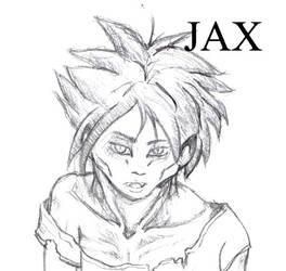 Jax-gaunt by The-original-ninja-c