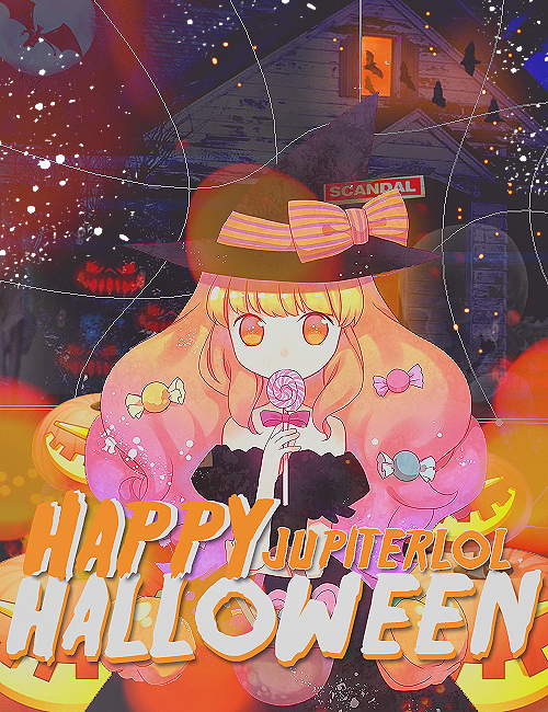 ID Halloween by jupiterlol