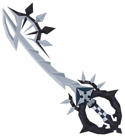 Two Become One Keyblade