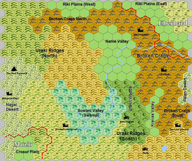 Let\'s build a Warhammer Fantasy Roleplay Setting - Page 3