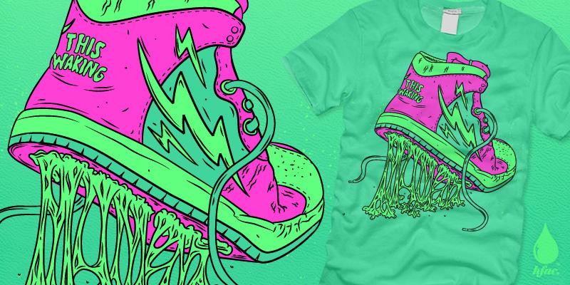 TWM - Sticky Sneaker by Wyel