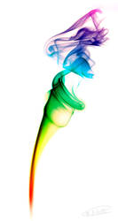 Rainbow Smoke by MattNick