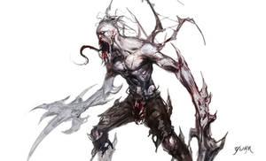 Deformed Zombie