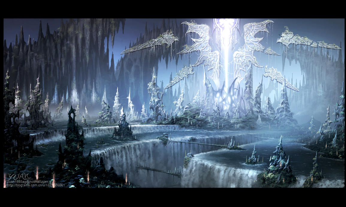 The Waterland by ChaoyuanXu