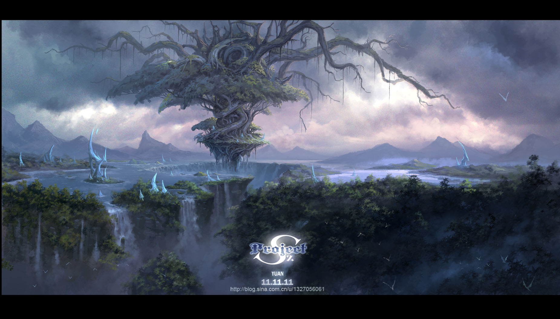 Kingdom of the Forests by ChaoyuanXu