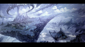 The Skyland by ChaoyuanXu
