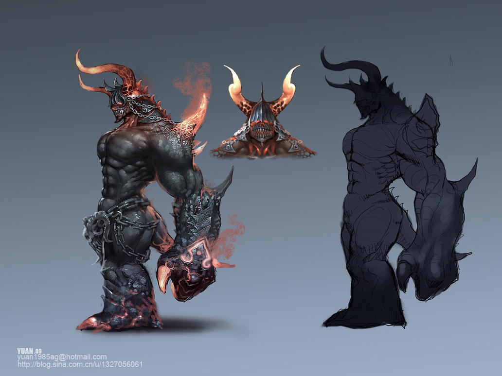The Doomguard by ChaoyuanXu