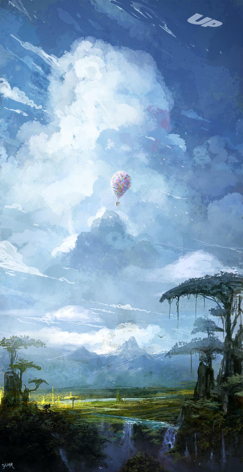 Up by ChaoyuanXu