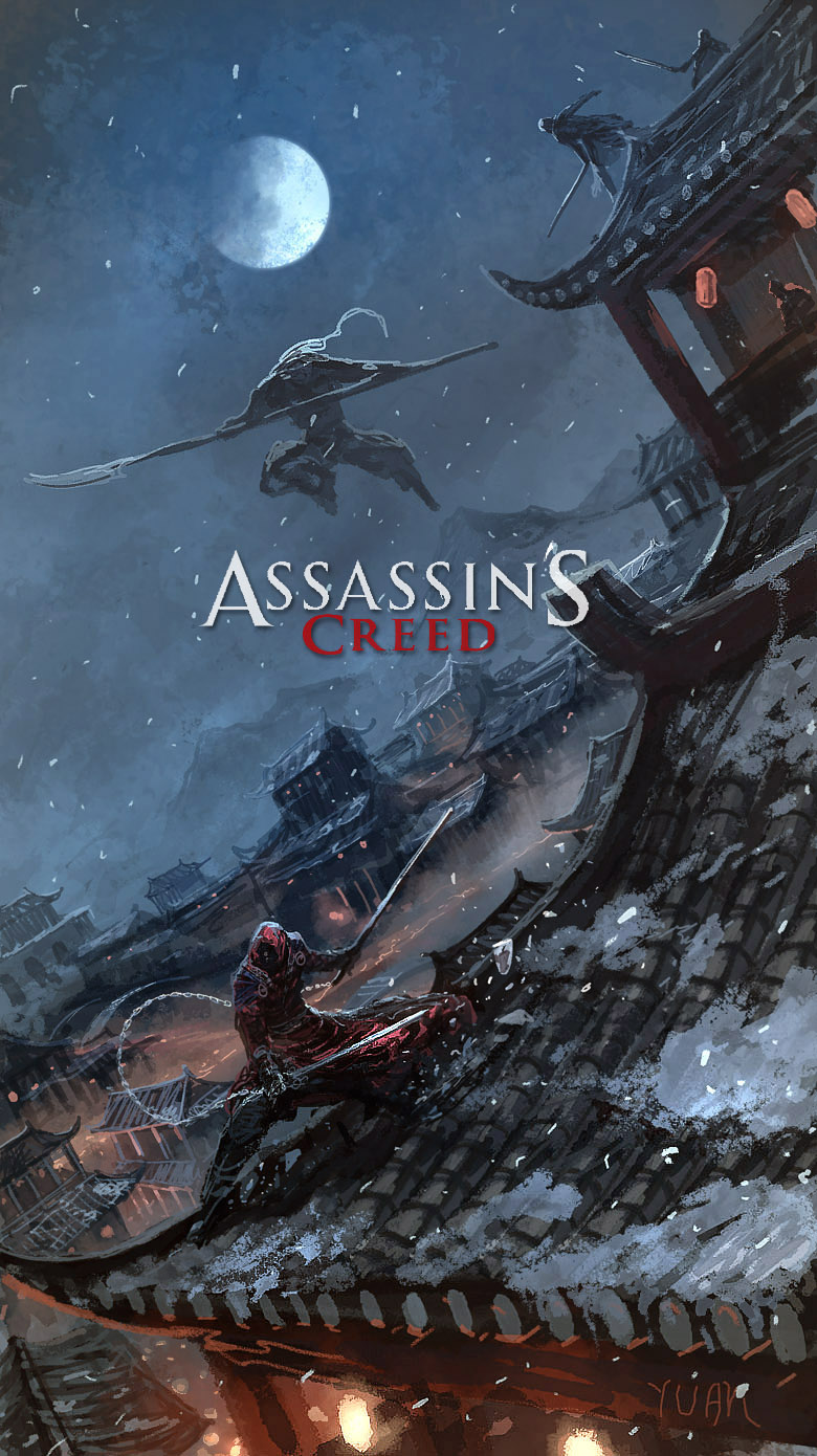Assassin's Creed - Another Tale, chapter 2 by ChaoyuanXu