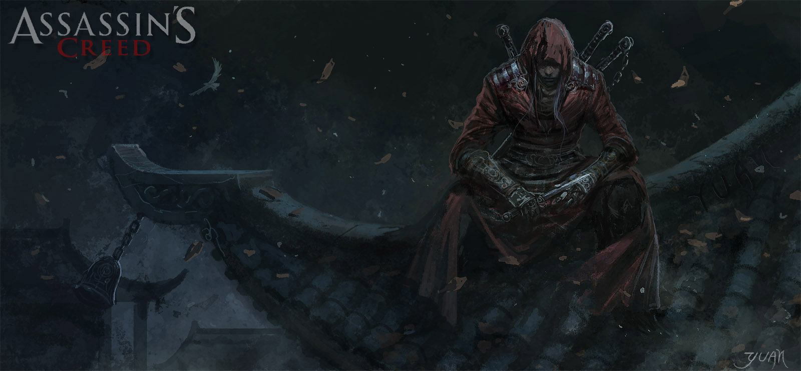 Assassin S Creed Another Tale Chapter 7 By Chaoyuanxu On Deviantart