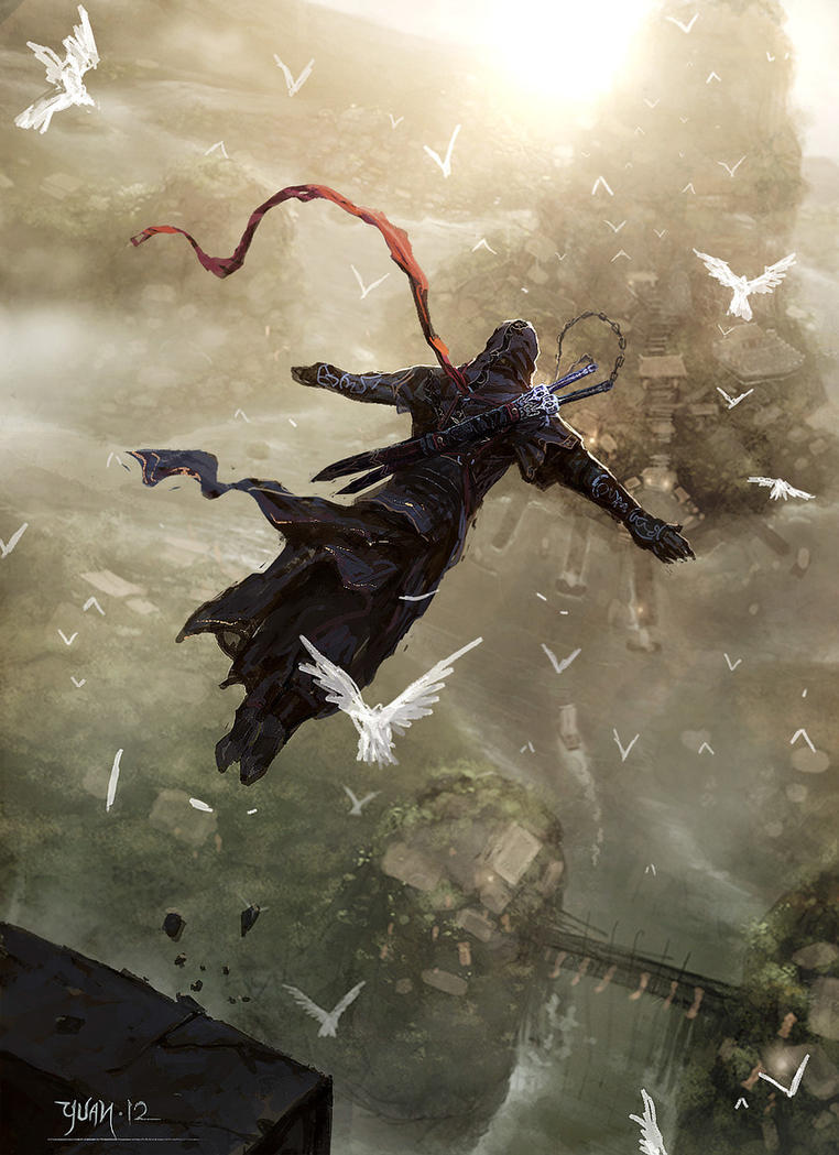 Assassin, Leap of Faith by ChaoyuanXu