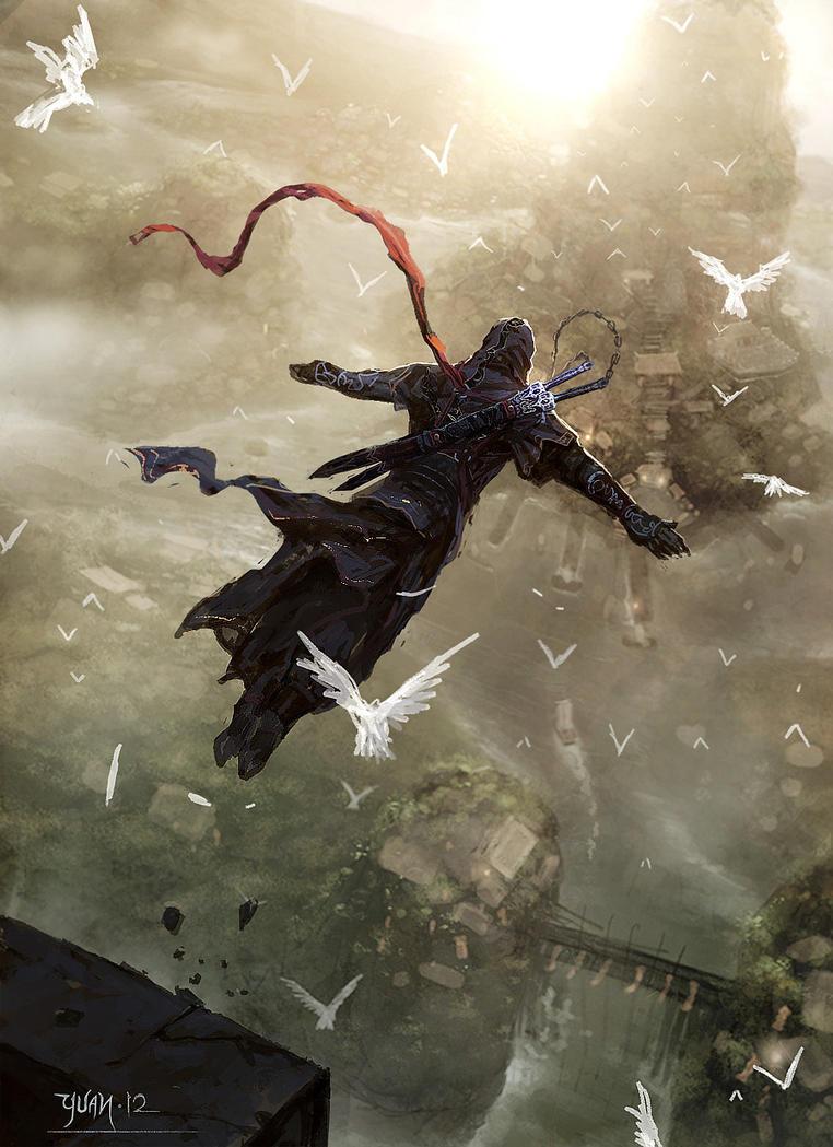 Assassin, Leap of Faith by ChaoyuanXu