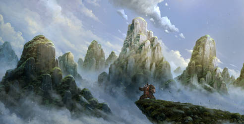 Rising Winds by ChaoyuanXu