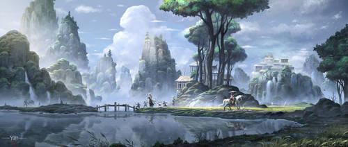 Early Summer by ChaoyuanXu