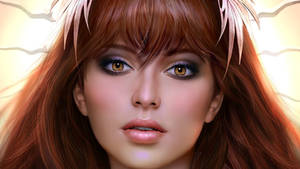 beautiful redhead 11