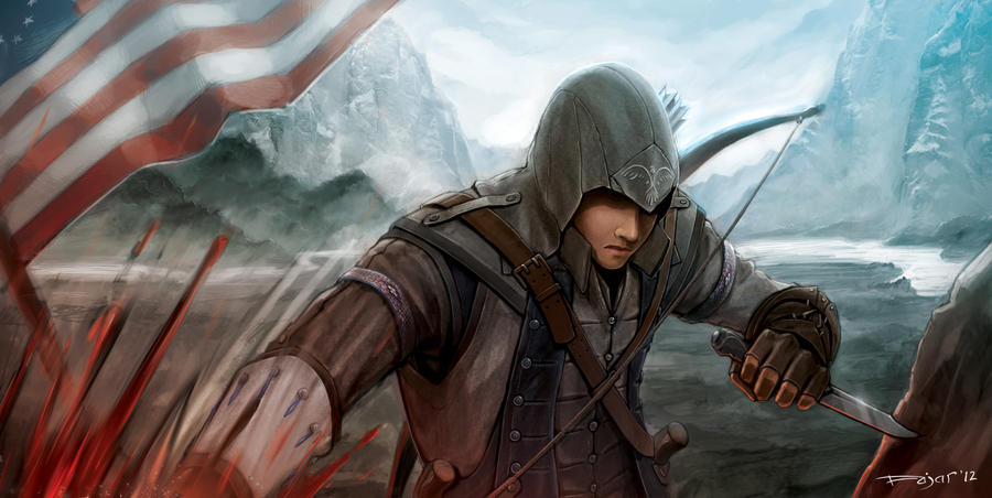 Assassins Creed III - Connors by sunrise666