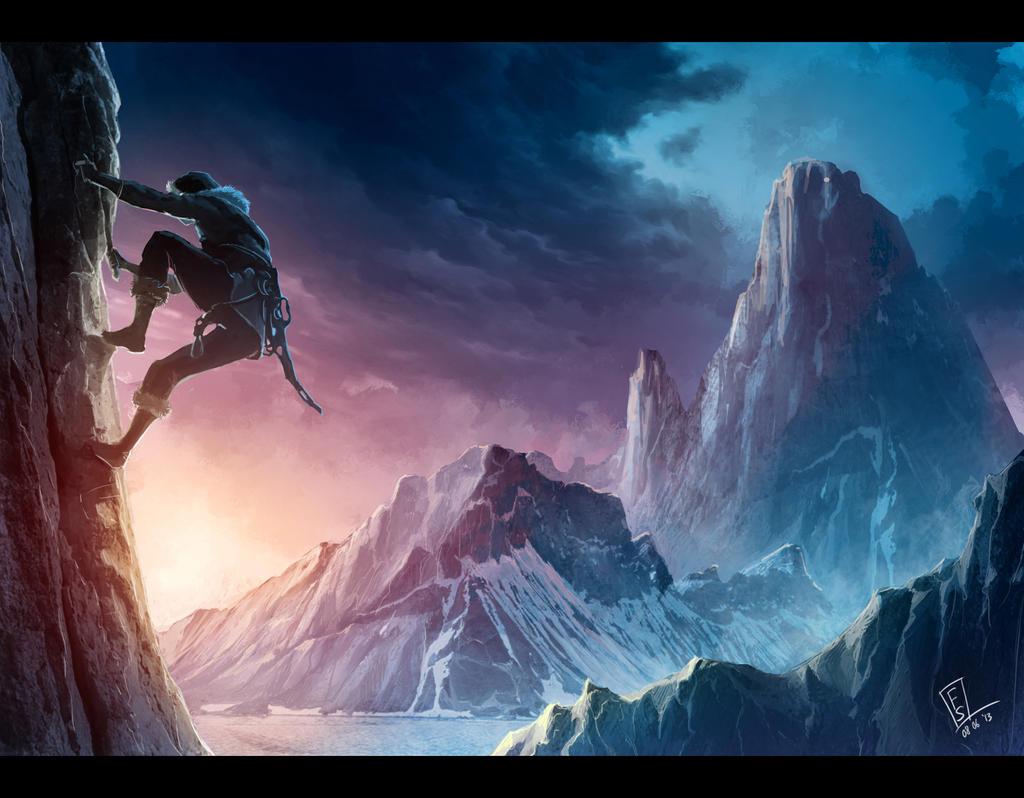 climb the mountain by sunrise666